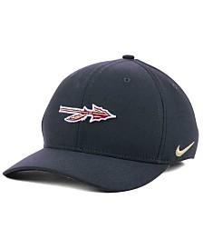 Nike Florida State Seminoles Anthracite Classic Swoosh Cap