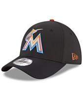 cbb31736ce6d8 Black Miami Marlins Mens Sports Apparel   Gear - Macy s