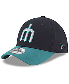 New Era Seattle Mariners Batting Practice 39THIRTY Cap