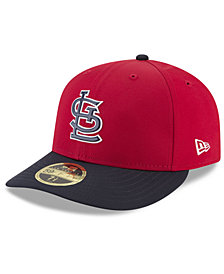 New Era St. Louis Cardinals Low Profile Batting Practice Pro Lite 59FIFTY Fitted Cap