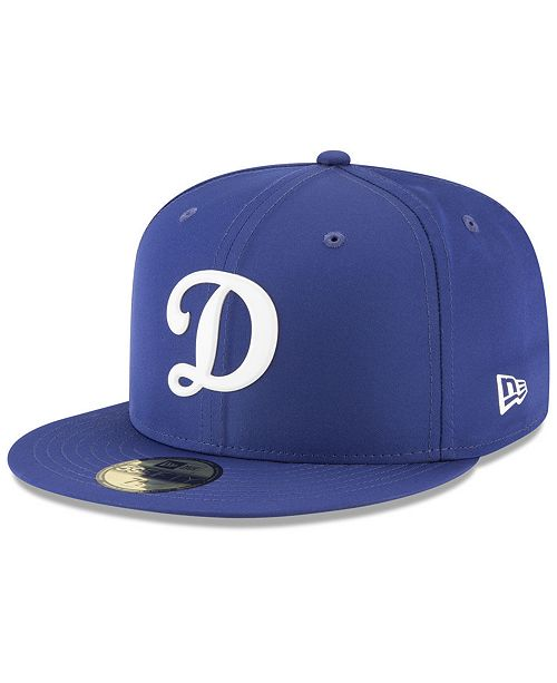 ... New Era Los Angeles Dodgers Batting Practice Pro Lite 59FIFTY Fitted  Cap ... bfe8bb7d0574