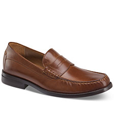 Johnston & Murphy Men's Chadwell Penny Moc-Toe Slip-On Loafers