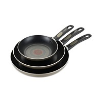 3-Pack T-Fal Fry Pan Set