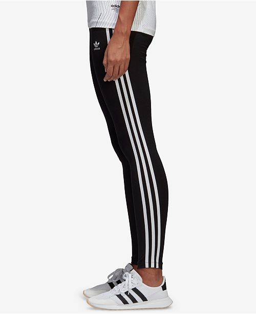 eb9f0dcb0 adidas adicolor 3-Stripe Leggings & Reviews - Pants & Capris - Women ...