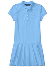 Ralph Lauren Polo Dress, Big Girls
