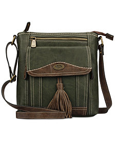 b.o.c. Devereux Organizer Crossbody