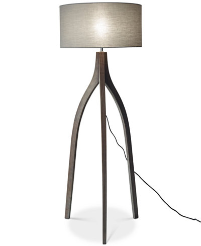 Adesso Sherwood Tripod Floor Lamp