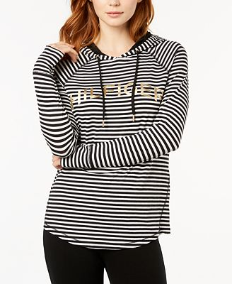 Tommy Hilfiger Sport Metallic Logo Hoodie, Created for Macy's