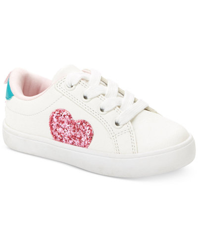 Carter's Emilia Sneakers, Toddler & Little Girls (4.5-3)