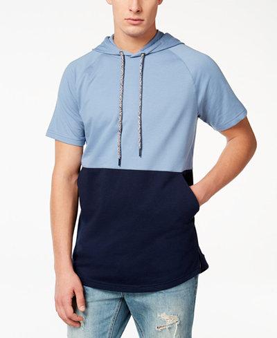 American Rag Men's Colorblocked Hoodie, Created for Macy's