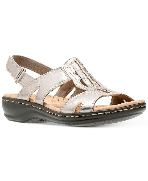 d915922018e2b Clarks Collection Women's Leisa Skip Sandals, Created For Macy's ...