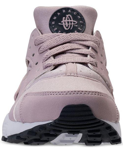 fbd3ca81e7f08 ... Nike Big Girls  Huarache Run Running Sneakers from Finish Line ...