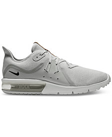 Nike Men S Air Max Sequent 3 Running Sneakers From Finish Line