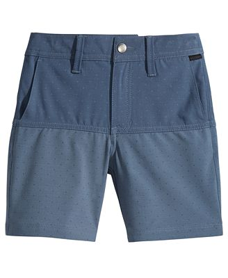 Volcom Colorblocked Stretch Shorts, Toddler Boys