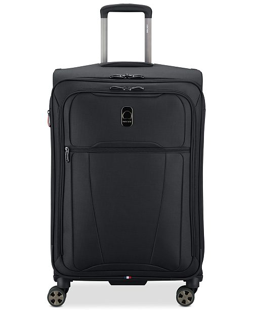 "Delsey CLOSEOUT! Helium 360 25"" Expandable Spinner Suitcase, Created for Macy's"