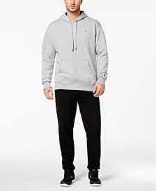 Champion Men's Powerblend Fleece Hoodie & Joggers