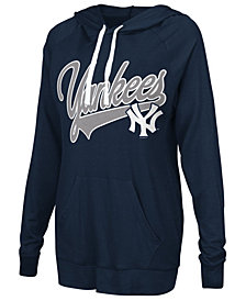 G-III Sports Women's New York Yankees Pre-Game Hoodie