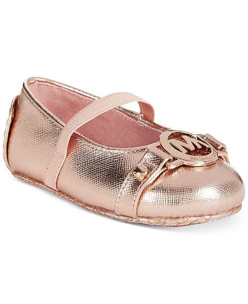 d0980c6d9 Michael Kors Rosegold Shoes, Baby Girls & Reviews - Kids' Shoes ...