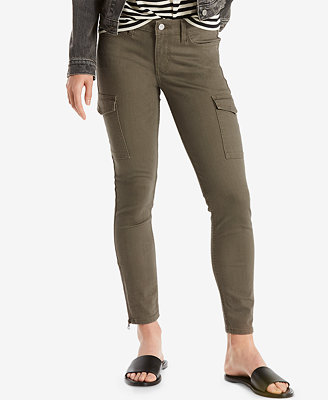 711 Utility Skinny Jeans by Levi's