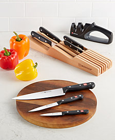 Wüsthof Gourmet 8 Piece In-Drawer Knife Set