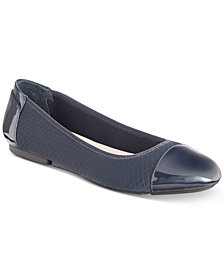 Alfani Women's Step 'N Flex Tavii Flats, Created for Macy's