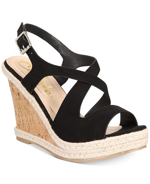 028e6c01a Callisto Brielle Espadrille Platform Wedge Sandals  Callisto Brielle  Espadrille Platform Wedge Sandals ...