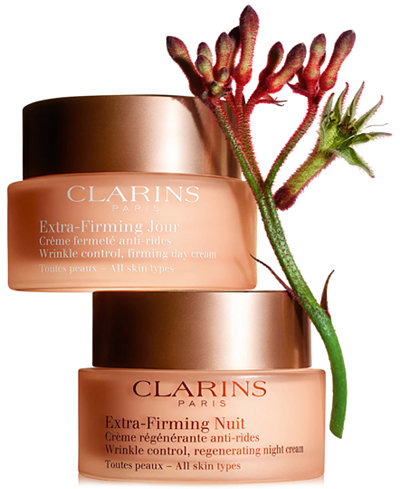 Clarins Extra-Firming Skincare Collection