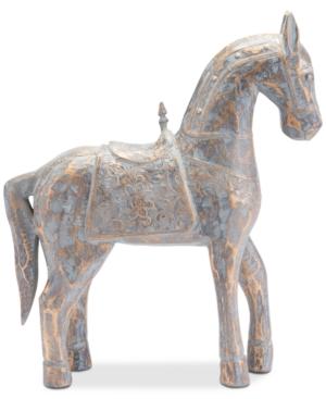 Zuo Solar Small Horse Figurine