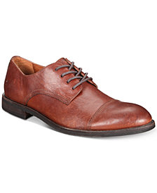 Frye Men's Scott Cap-Toe Oxfords, Created for Macy's
