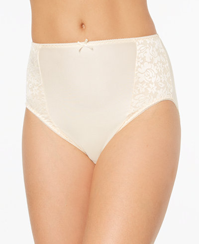 Bali Double Support High-Cut Brief DFDBHC