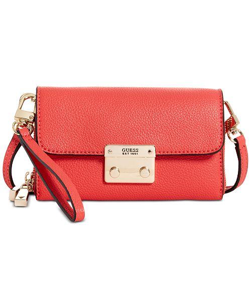 110b4fa646 GUESS Varsity Pop Crossbody   Reviews - Handbags   Accessories ...