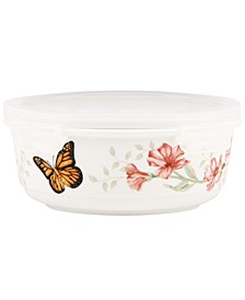 Butterfly Meadow Serving and Storage Bowl with Lid