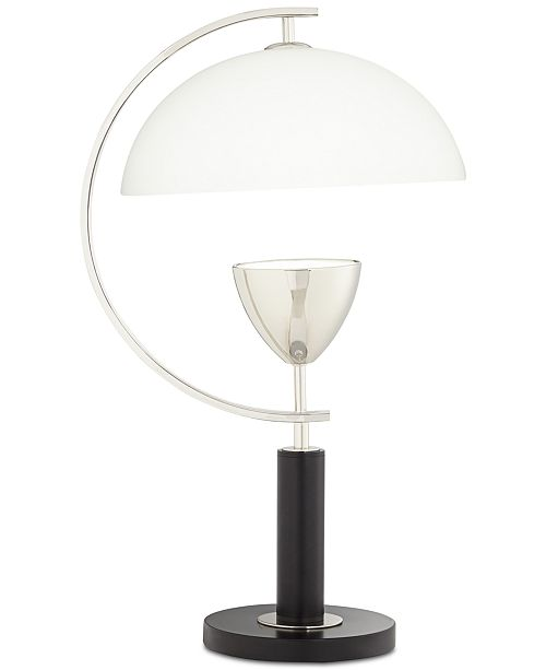 Kathy Ireland Pacific Coast Parabolic Table Lamp
