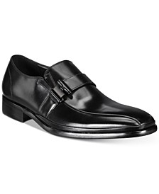 Men's Zap Strap Bike-Toe Loafers