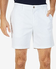 "Men's Stretch Flat Front 6"" Shorts"