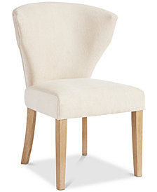Corinne Dining Chair (Set Of 2), Quick Ship