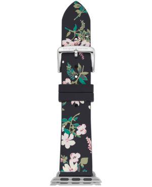 Apple Watch Strap, 25Mm, Black/ Green/ Pink