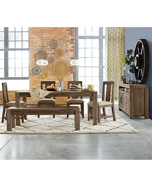Fine Canyon Dining Furniture Collection Created For Macys Caraccident5 Cool Chair Designs And Ideas Caraccident5Info
