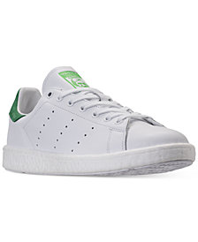 adidas Men's Stan Smith Boost Casual Sneakers from Finish Line