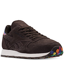 Reebok Men's Classic Leather MSP Casual Sneakers from Finish Line