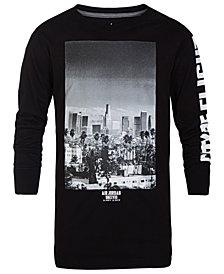 Jordan Graphic-Print Cotton T-Shirt, Big Boys