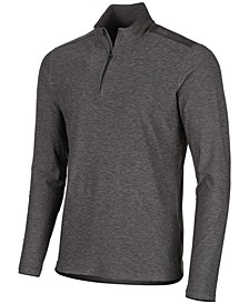 Men's Core Bonded Quarter-Zip Pullover, Created for Macy's