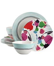 Lenox Manarola 12-Pc. Dinnerware Set, Service for 4