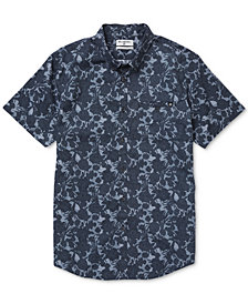 Billabong Men's Sunday Mini-Print Button Down Shirt