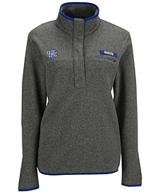 Columbia Women's Kentucky Wildcats Harborside Fleece Pullover