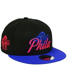 New Era Philadelphia 76ers City Series 9FIFTY Snapback Cap