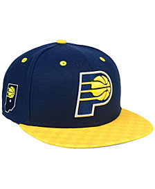 New Era Indiana Pacers City Series 9FIFTY Snapback Cap