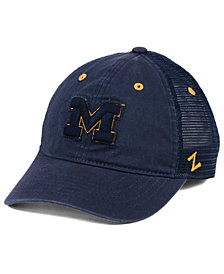 Zephyr Michigan Wolverines Homecoming Cap