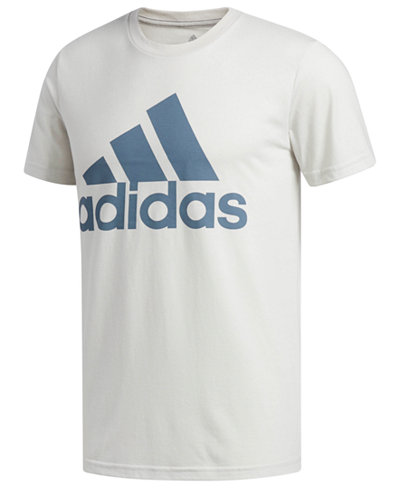 adidas Men's Colorblocked Logo T-Shirt