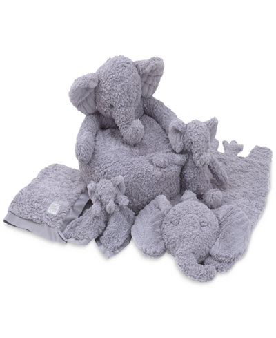Cuddle Me Luxury Plush Elephant Baby Bedding Collection